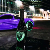 BottleCapChallenge: Watch How The Spoiler Of A McLaren Hypercar Popped A Champagne